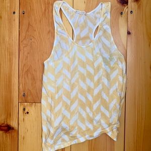 Alternative Apparel Asymmetrical Tank Top S